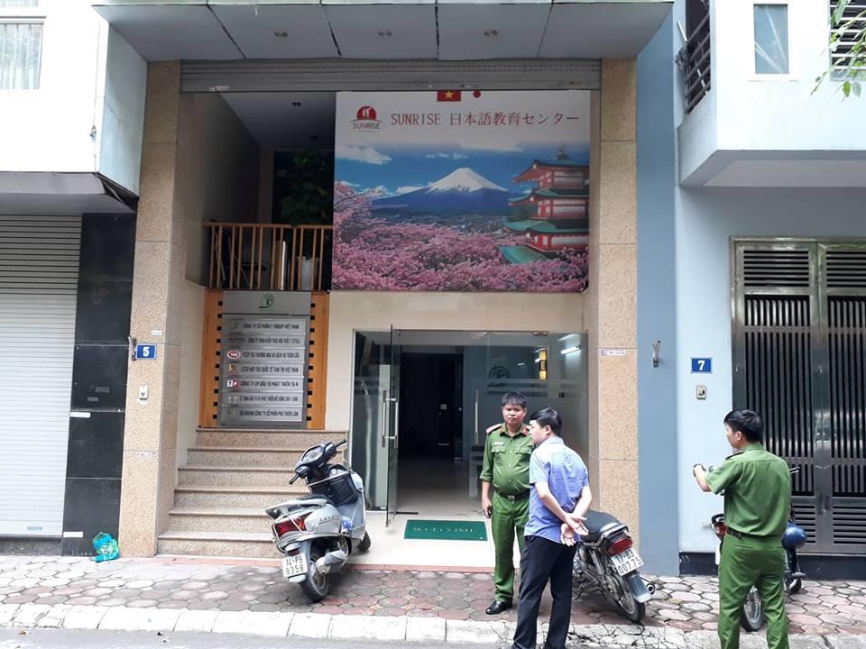 Hà Nội: Điều tra làm rõ việc hai phóng viên báo Gia đình Việt Nam bị hành hung khi tác nghiệp