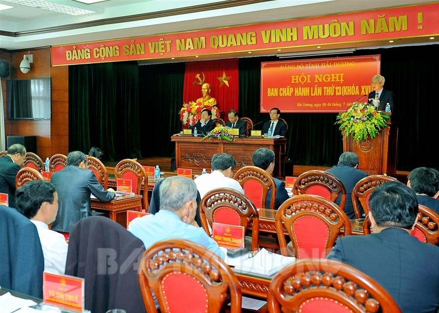 Hải Dương: Người đứng đầu cấp ủy, chính quyền cần tăng cường đối thoại với nhân dân