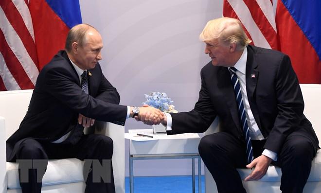 Hé lộ những chi tiết trong cuộc gặp thượng đỉnh Putin-Trump