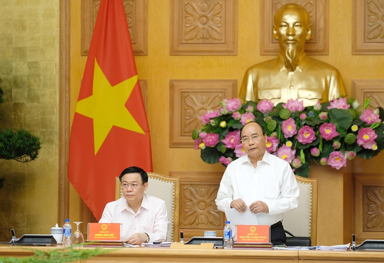Thủ tướng: kiên định các mục tiêu đề ra năm 2018