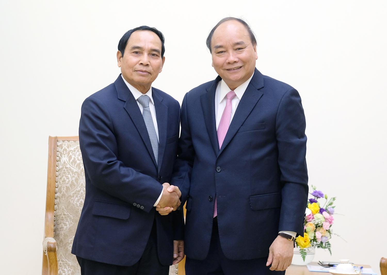 Tăng cường hợp tác về thanh tra Việt Nam - Lào