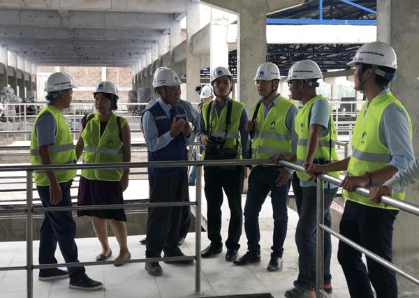 Tháo gỡ vướng mắc, đẩy nhanh tiến độ các dự án nước sạch trên địa bàn Thủ đô