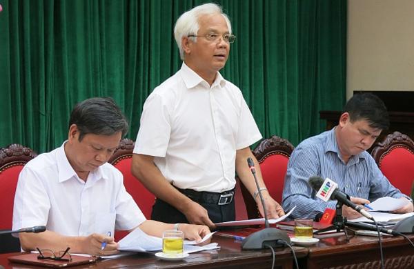 Thành phố Hà Nội có số vụ án tham nhũng phát hiện, xét xử lớn