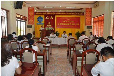 Đảng bộ BHXH thành phố Đà Nẵng: Triển khai nhiệm vụ 6 tháng cuối năm 2018