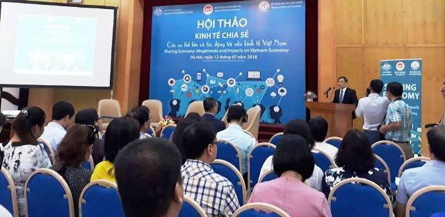 """""""Kinh tế chia sẻ: Các xu thế lớn và tác động tới Việt Nam"""""""