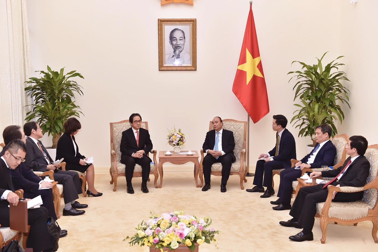 Việt Nam luôn tạo mọi điều kiện thuận lợi cho các doanh nghiệp Nhật Bản