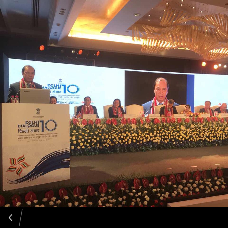 """Đối thoại Delhi lần thứ 10: """"Tăng cường hợp tác biển ASEAN-Ấn Độ"""""""