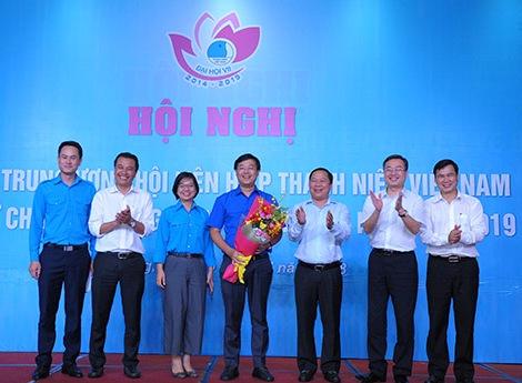 Đồng chí Lê Quốc Phong giữ chức Chủ tịch Trung ương Hội Liên hiệp thanh niên Việt Nam