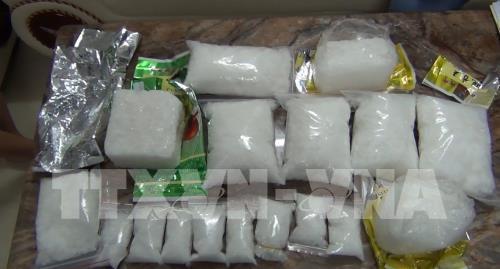 Hải Phòng: Khen thưởng các đơn vị triệt phá đường dây ma túy lớn