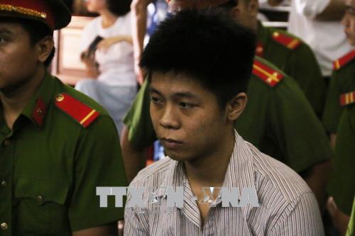 Tuyên án tử hình kẻ giết 5 người trong một gia đình tại TP.Hồ Chí Minh