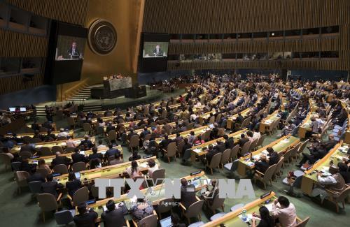 Đại  hội đồng LHQ tán thành hiệp ước toàn cầu về di cư