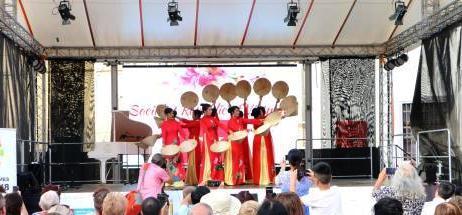 Quảng bá đất nước, con người Việt Nam tại Slovakia