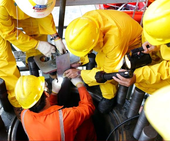 PV GAS – một trong những đơn vị hoàn thành vượt mức kế hoạch của PVN