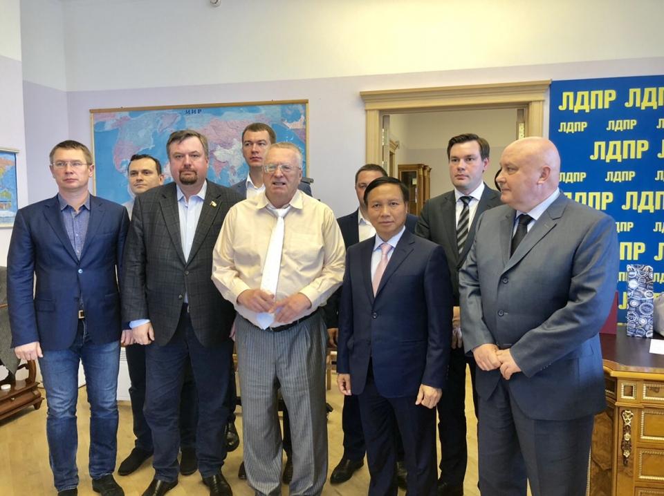 Góp phần làm sâu sắc hơn quan hệ Đối tác chiến lược toàn diện giữa Việt Nam và Liên bang Nga