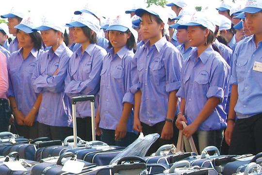 Kiểm tra đột xuất hoạt động của các doanh nghiệp xuất khẩu lao động