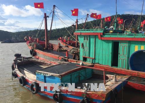Nghệ An khẩn trương tìm kiếm tàu cá cùng 17 ngư dân mất liên lạc