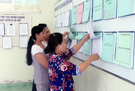 Bảo đảm quyền tiếp cận thông tin của công dân