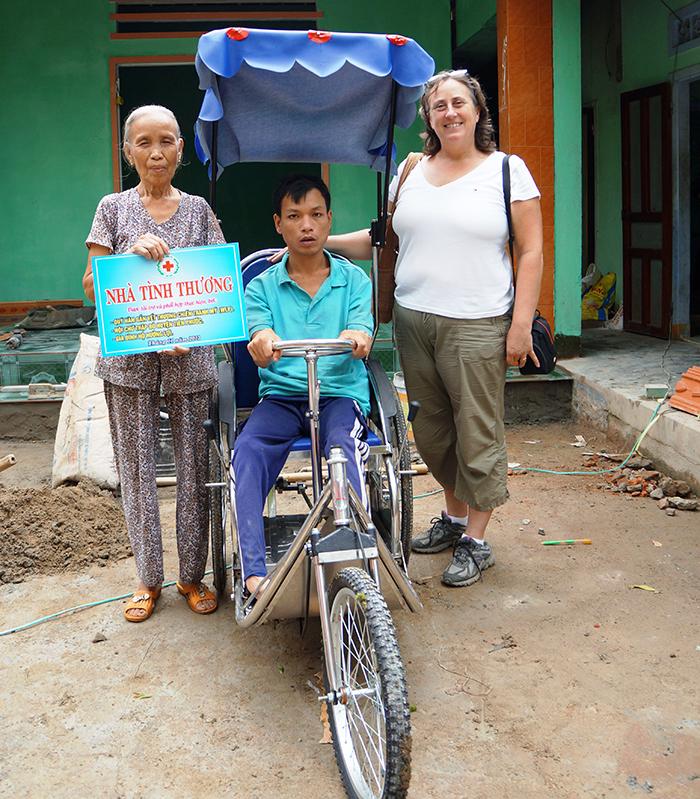 Susan Hammond với nỗ lực xoa dịu nỗi đau da cam tại Việt Nam