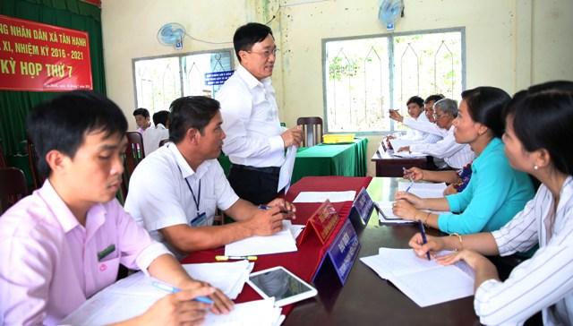 Phát huy hiệu quả tín dụng chính sách tại Vĩnh Long