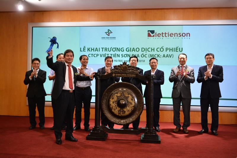 Giá trị giao dịch thị trường cổ phiếu niêm yết HNX giảm