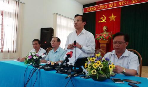 5 cán bộ Sở Giáo dục và Đào tạo tỉnh Sơn La liên quan đến các sai phạm Quy chế thi THPT quốc gia