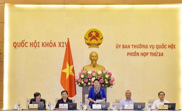Phân công chuẩn bị Phiên họp thứ 25 của Ủy ban Thường vụ Quốc hội