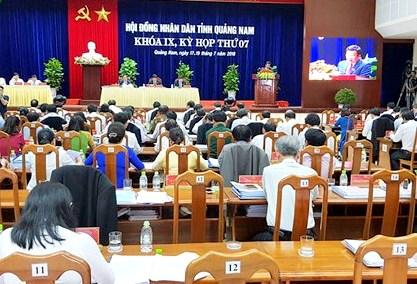 Quảng Nam: Kinh tế - xã hội 6 tháng đầu năm tiếp tục phát triển ổn định