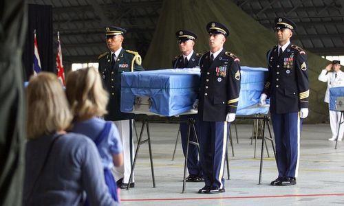 Mỹ và Triều Tiên nối lại đàm phán về trao trả hài cốt binh lính