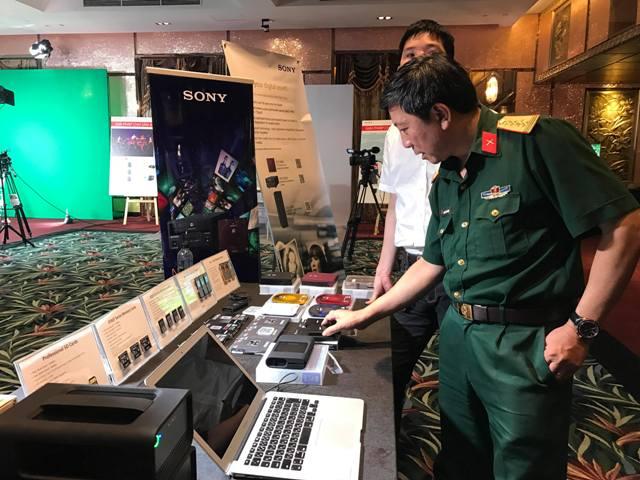 Sony ra mắt một loạt thiết bị chuyên dụng sản xuất chương trình trực tiếp qua mạng xã hội