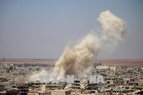 Quân đội Syria kiểm soát tỉnh chiến lược ở miền Nam
