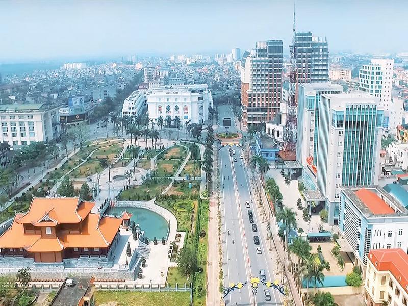 Thái Bình vững bước trên con đường đổi mới