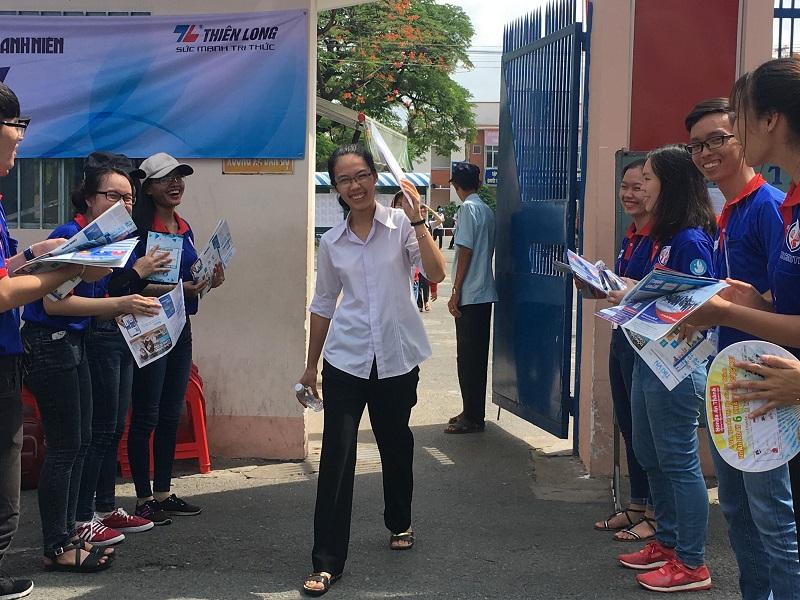 TP.Hồ Chí Minh có thí sinh đạt điểm 10 môn Toán