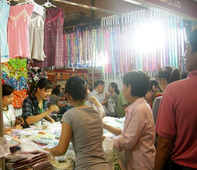 Vĩnh Phúc: Bán lẻ hàng hoá và doanh thu dịch vụ tiêu dùng duy trì đà tăng trưởng