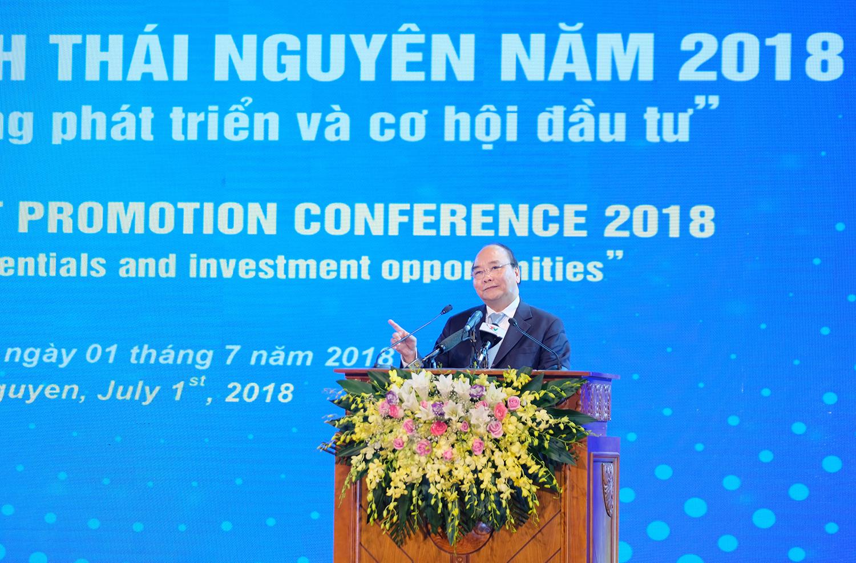 Thái Nguyên cần phát huy tiềm năng, lợi thế để phát triển