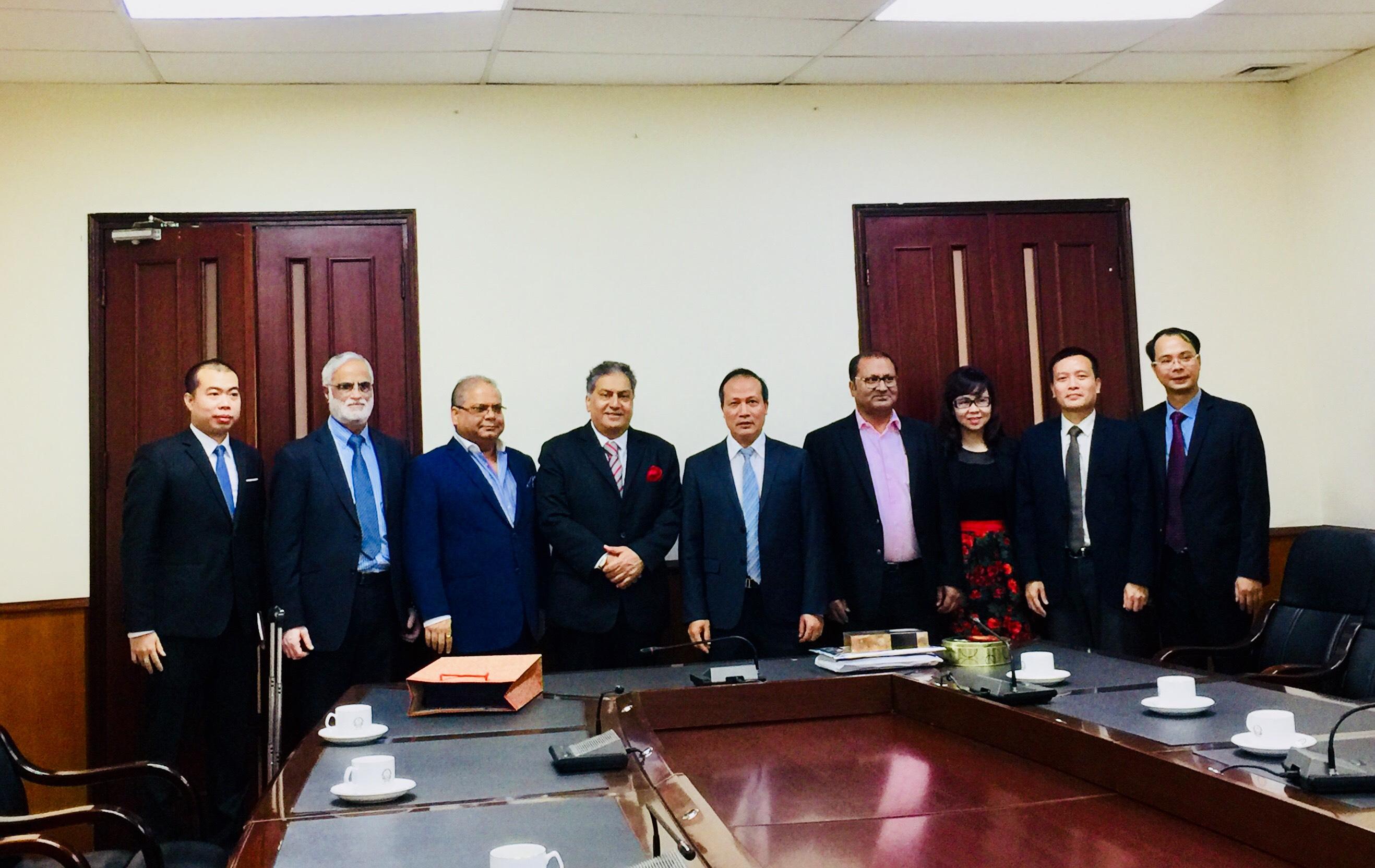 Thúc đẩy hợp tác giữa doanh nghiệp Việt Nam với Tập đoàn Al Maya (UAE)