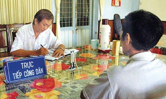 Giải quyết khiếu nại của công dân Hà Nội và Thái Bình