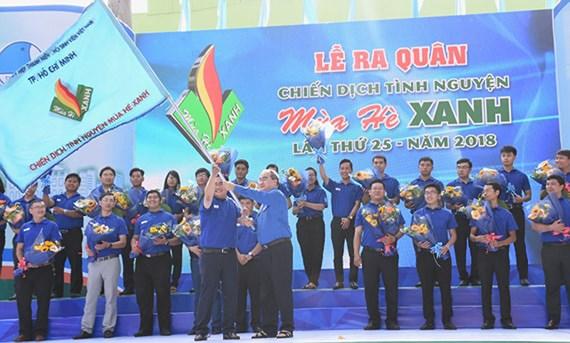 Phát huy sức trẻ của đoàn viên thanh niên trong hoạt động tình nguyện