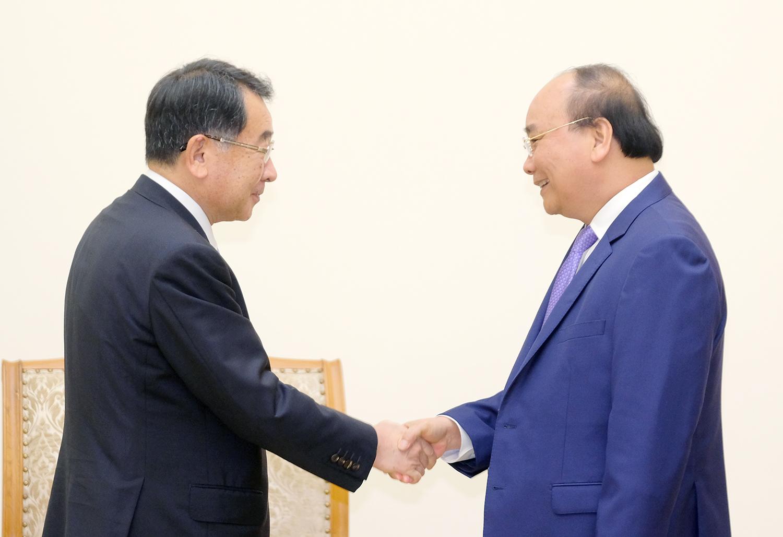 Quan hệ hữu nghị và hợp tác Việt Nam - Nhật Bản đang phát triển tốt đẹp và thực chất
