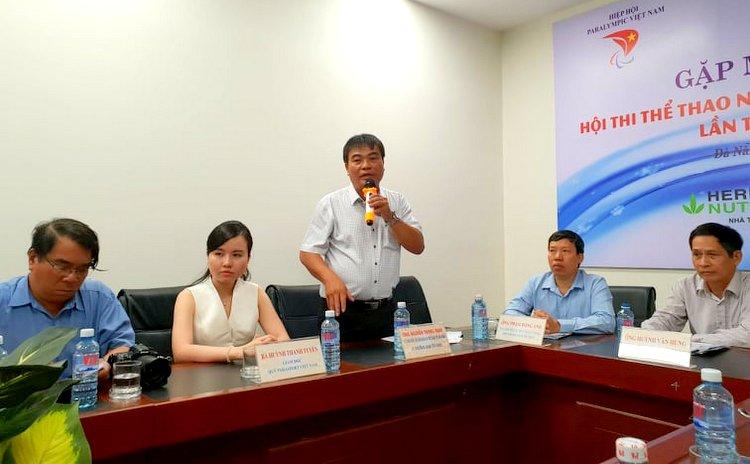 Hội thi Thể dục thể thao Người khuyết tật toàn quốc lần thứ VI năm 2018 diễn ra tại Đà Nẵng từ 9 - 13/7