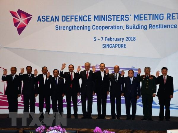 Thúc đẩy hợp tác quốc phòng trong ASEAN và giữa ASEAN với các đối tác