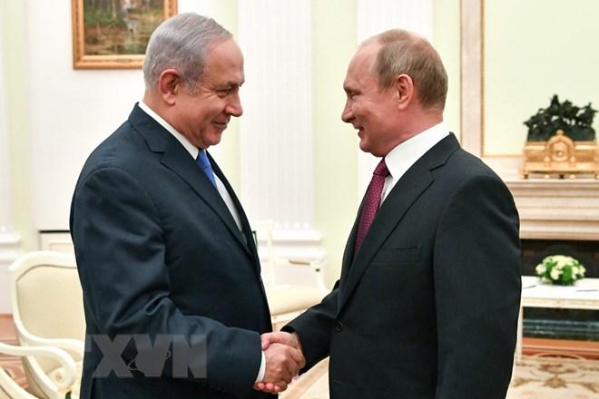 Thủ tướng Israel đánh giá cao quan hệ hợp tác với Nga