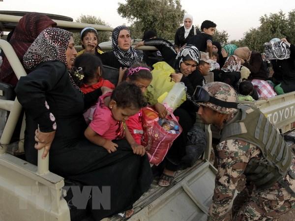 Israel không cho phép người tị nạn Syria vượt qua biên giới