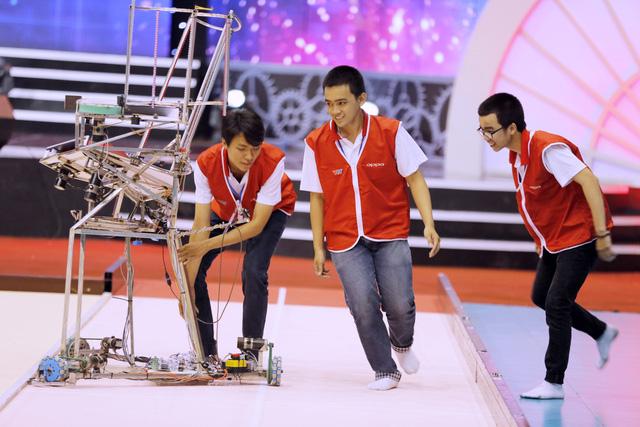 Việt Nam đăng cai tổ chức Cuộc thi sáng tạo robot Châu Á - Thái Bình Dương năm 2018