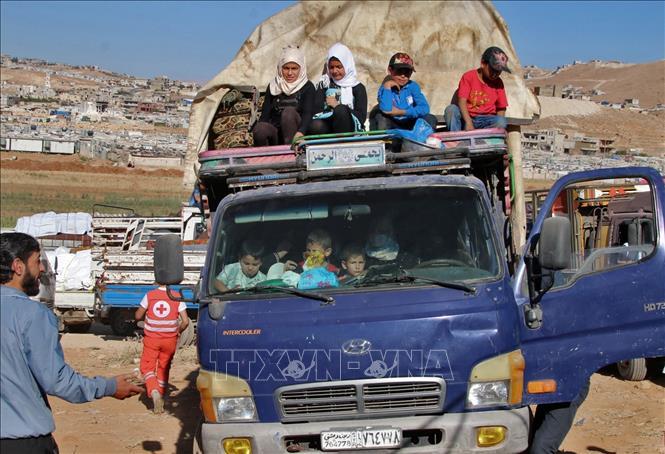 Mọi trường hợp cho hồi hương người tị nạn Syria đều phải được tiến hành trên cơ sở tự nguyện