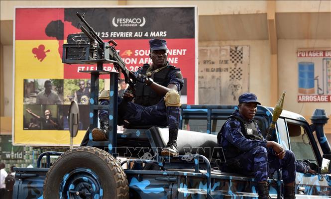 Burkina Faso mở chiến dịch truy quét các tay súng thánh chiến