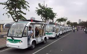 Thủ tướng trả lời chất vấn về việc đưa xe điện phục vụ du lịch tại Sầm Sơn