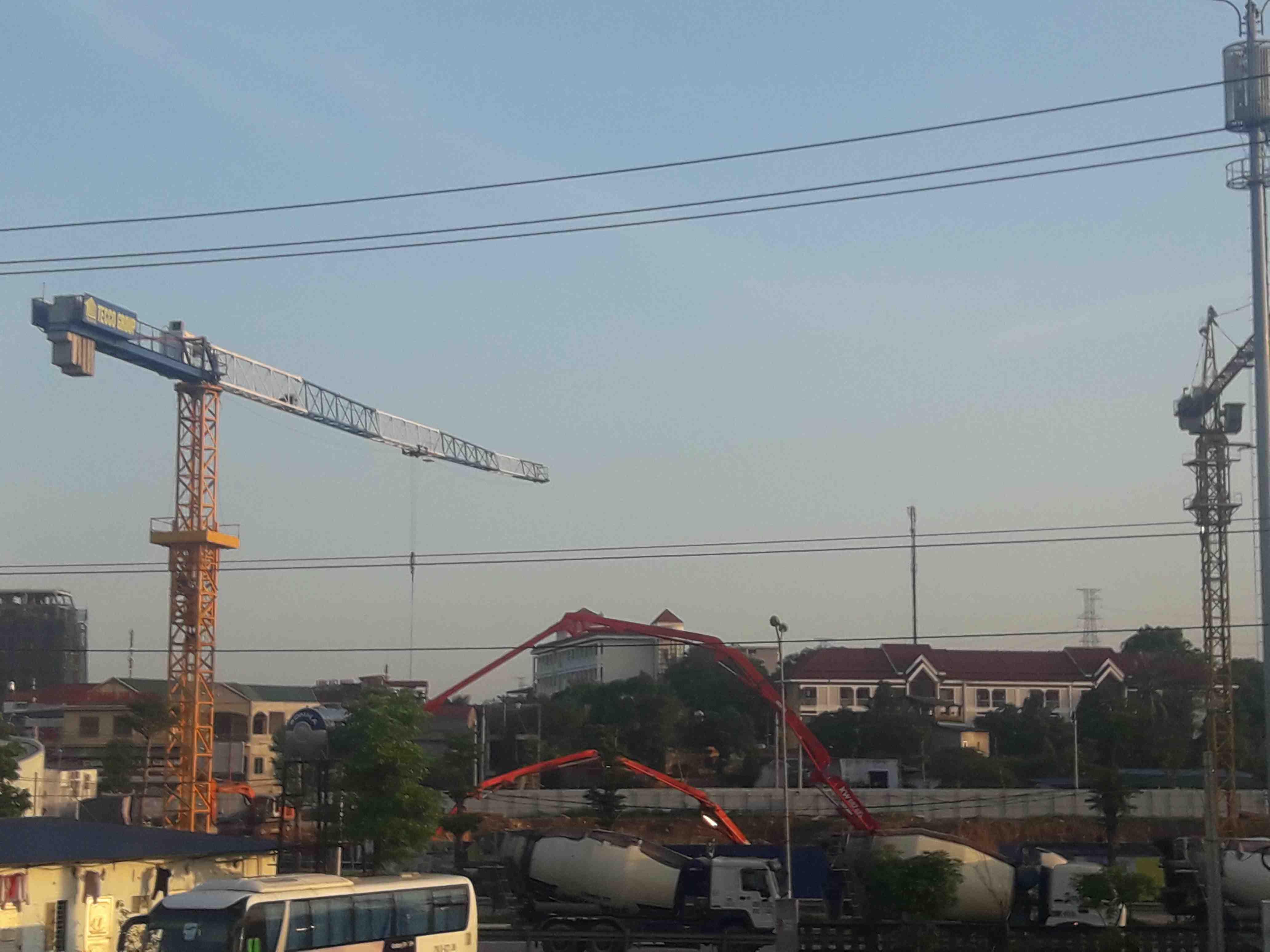 Thái Nguyên: Liệu có sự dung túng cho những sai phạm tại Dự án chung cư Tecco Complex?