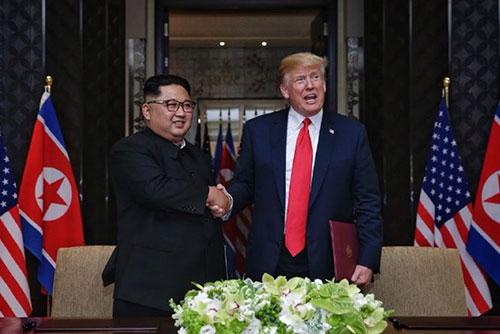 Triều Tiên kêu gọi Mỹ nhất trí tuyên bố kết thúc chiến tranh Triều Tiên