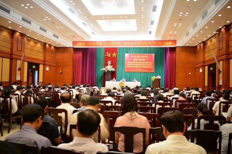 Nâng cao chất lượng, hiệu quả hoạt động thanh tra, kiểm tra tạiThừa Thiên Huế