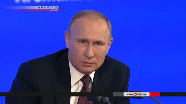Tổng thống Nga khẳng định sẵn sàng gặp nhà lãnh đạo Triều Tiên